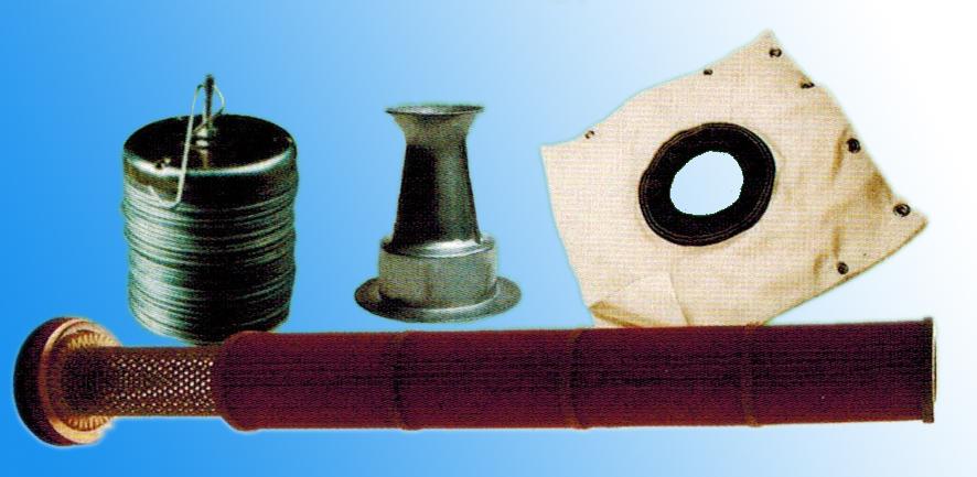 吊帽、文氏管、滤芯、板框压滤